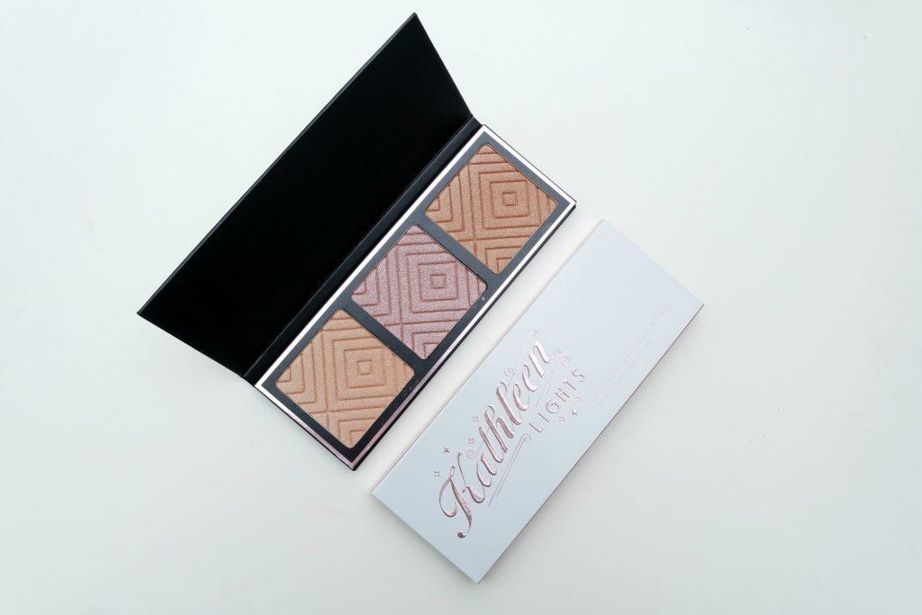 Makeupgeek x Kathleen Lights Highlighter Palette 04