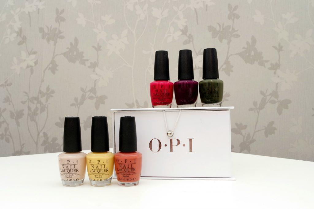 OPI Washington DC Collection Fall Winter 2016 01