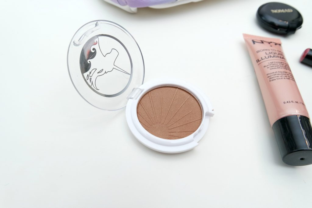Pacifica SUNDREAMS LOTUS INFUSED BRONZER in Sunkissed
