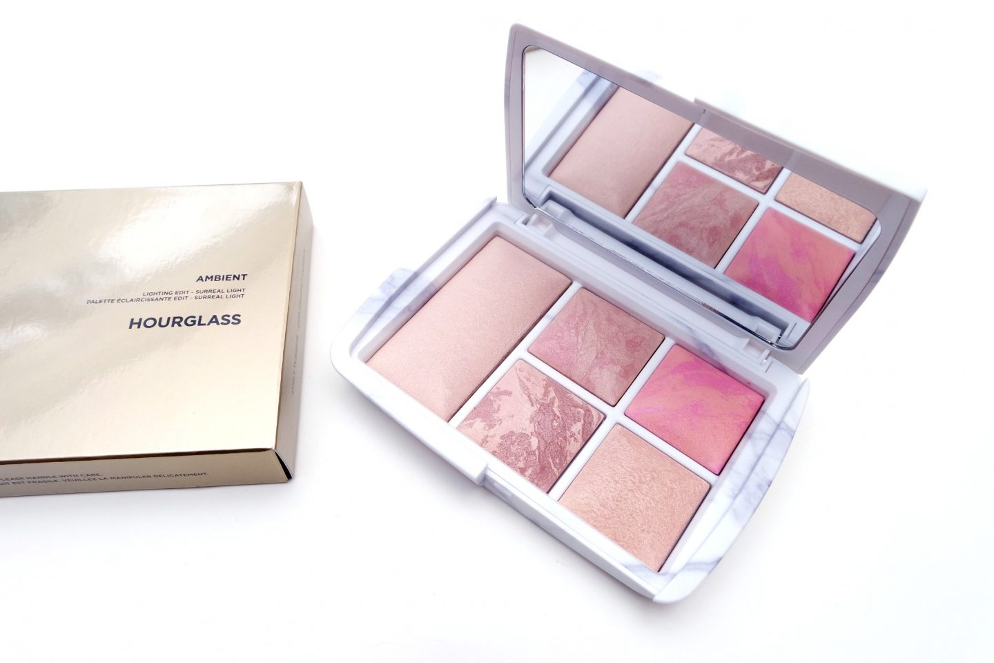 Hourglass Ambient Lighting Edit – Surreal Light Palette