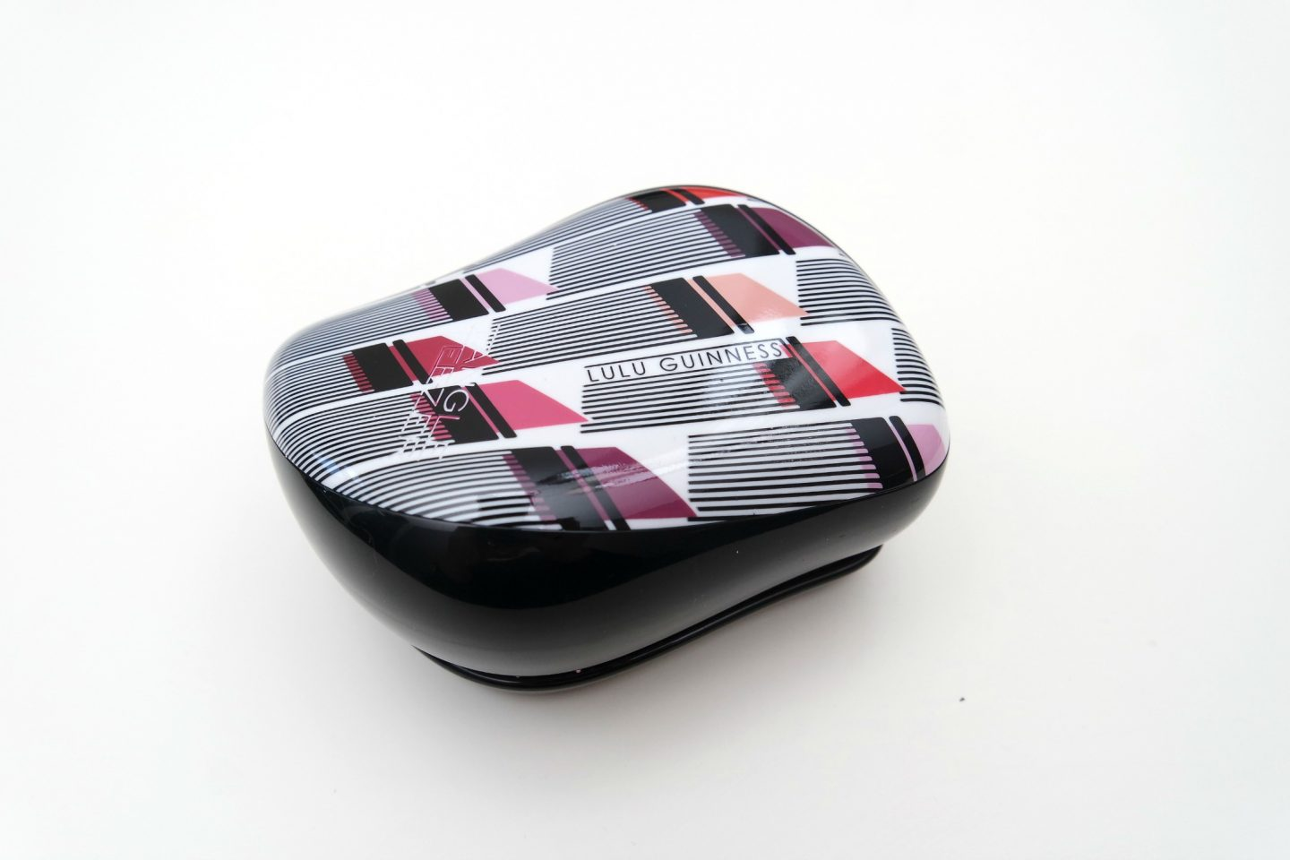 Tangle Teezer Compact Styler designed by Lulu Guinness