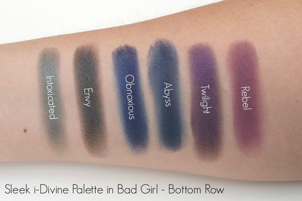 sleek-i-divine-bad-girl-palette-swatch-bottom-row