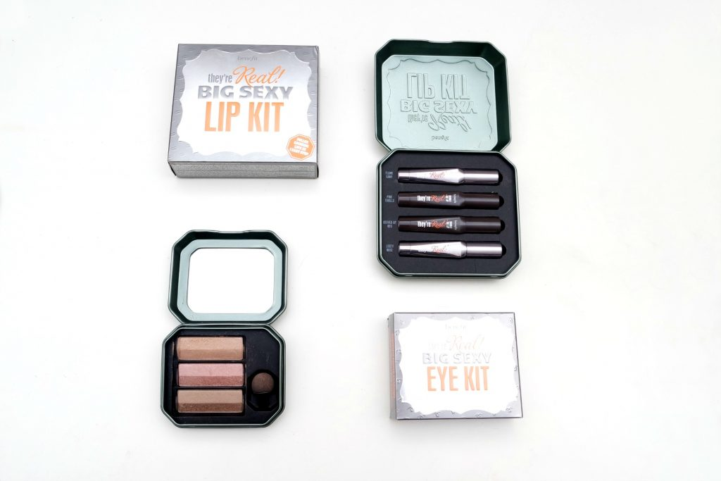 Benefit Cosmetics They're Real! Big Sexy Eye and Lip Kit