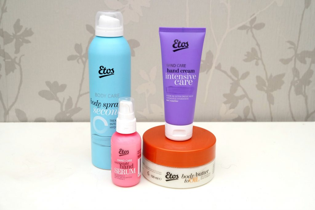 Etos Winter Skin Essentials