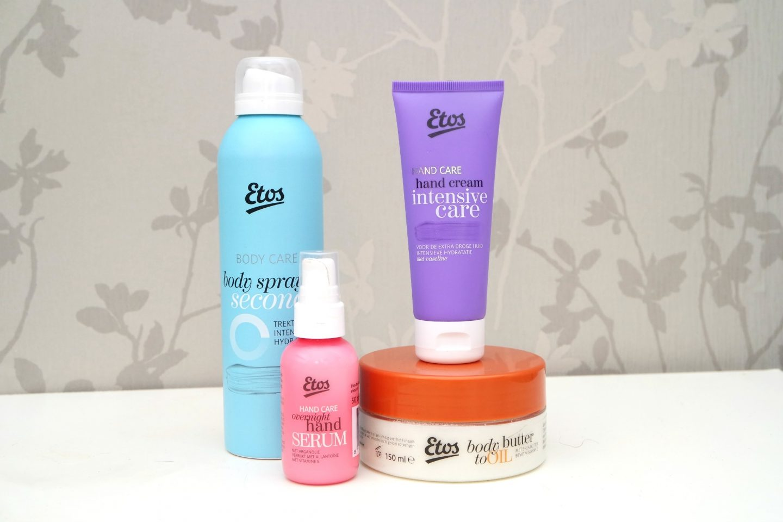 Etos Winter Skin Essentials