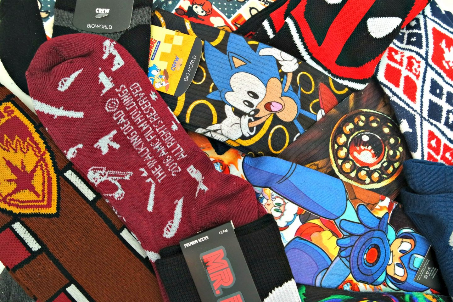 Loot Crate Subscription – Lootwear Socks