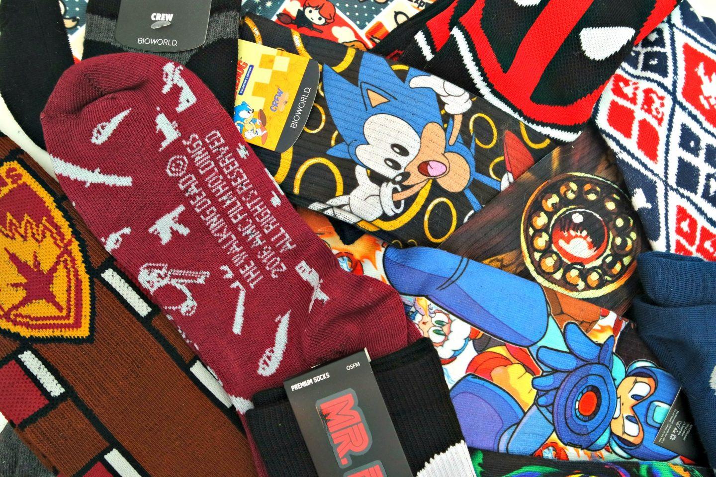 Loot Crate Subscription – Lootwear Socks