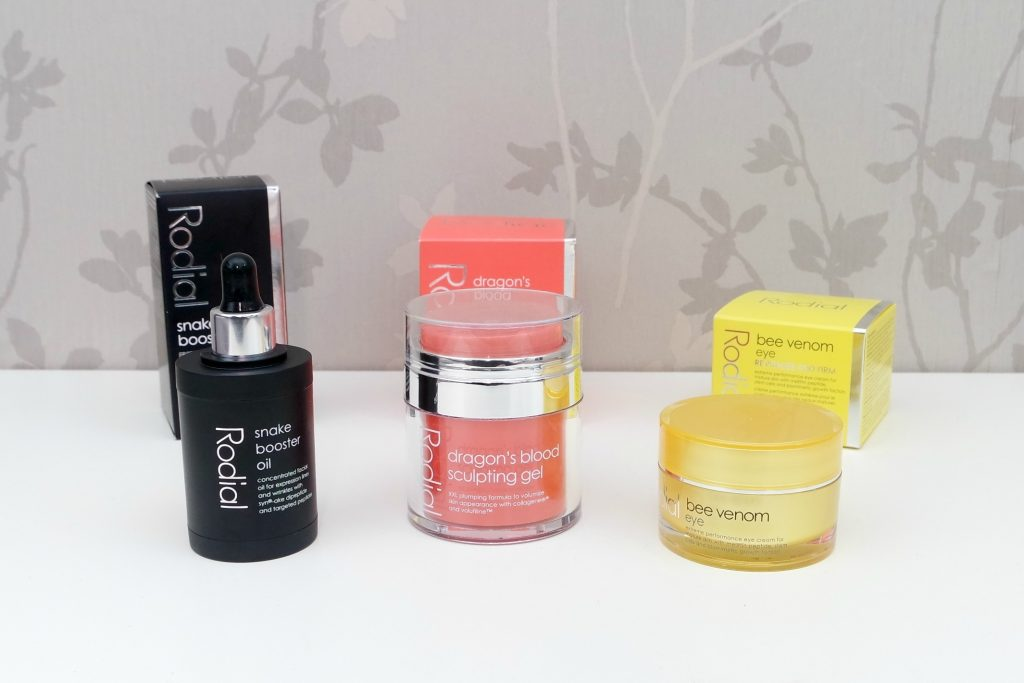 rodial face products