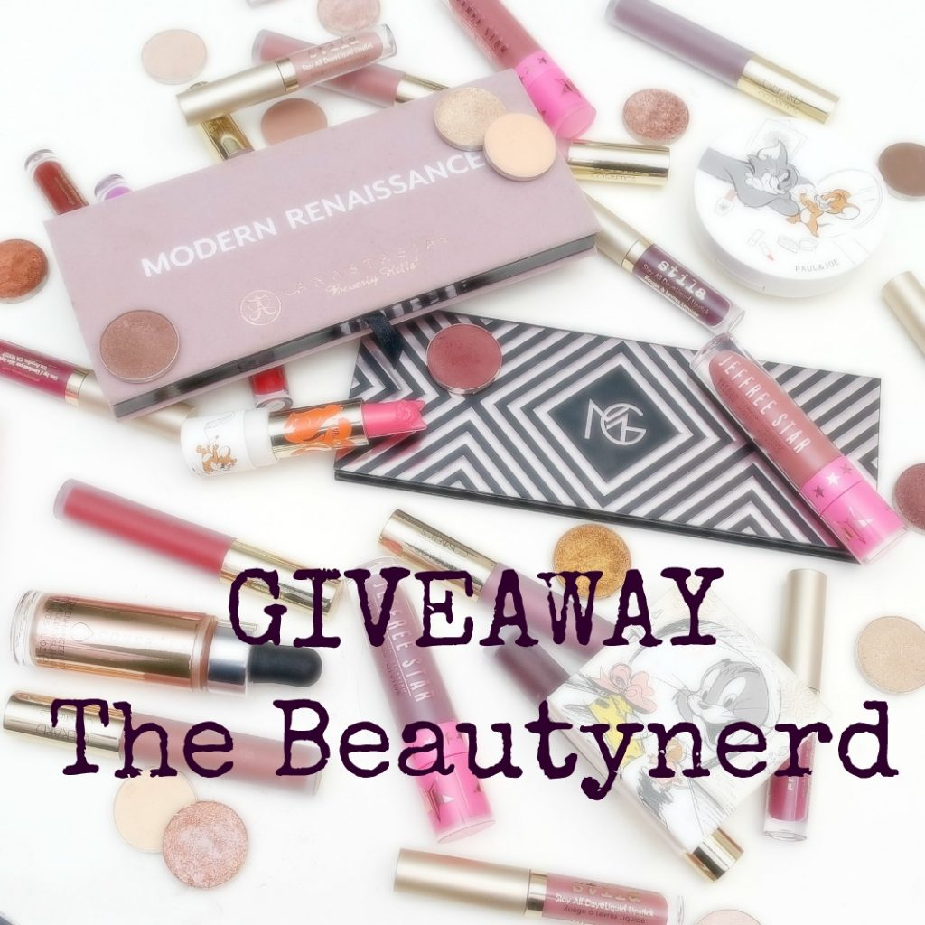 My favorite brands at Beautybay – £50 GBP GIFT CARD INTERNATIONAL GIVEAWAY