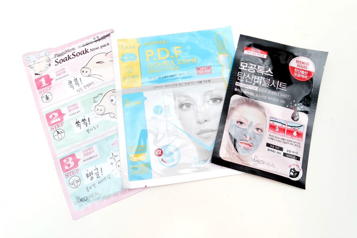 Unique Mediheal Masks from Ippo Cosmetics