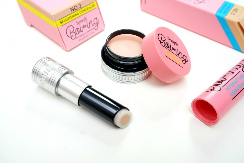 Benefit Boi-ing Brightening and Hydrating Concealer
