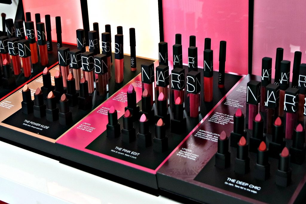 NARS Cosmetics PR Launch Event