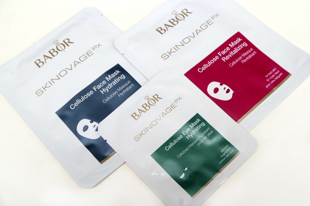 Babor Bio-Cellulose Masks