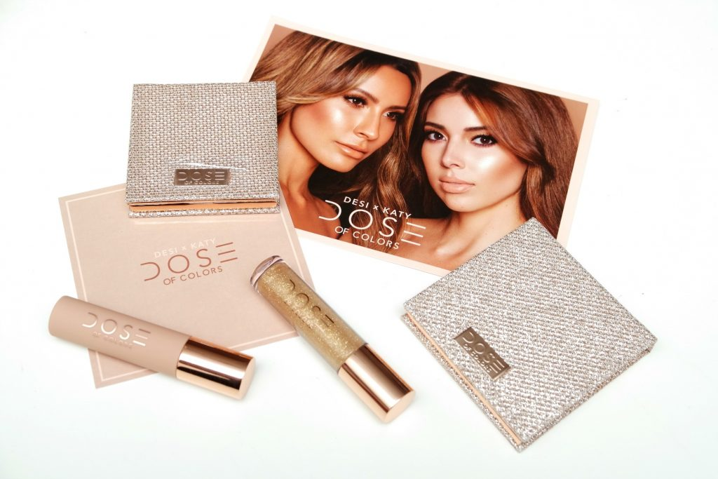Dose of Colors Desi x Katy Collection - The Beautynerd