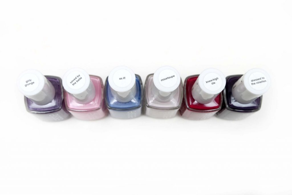Essie Fall 2017 Trend Collection - The Beautynerd