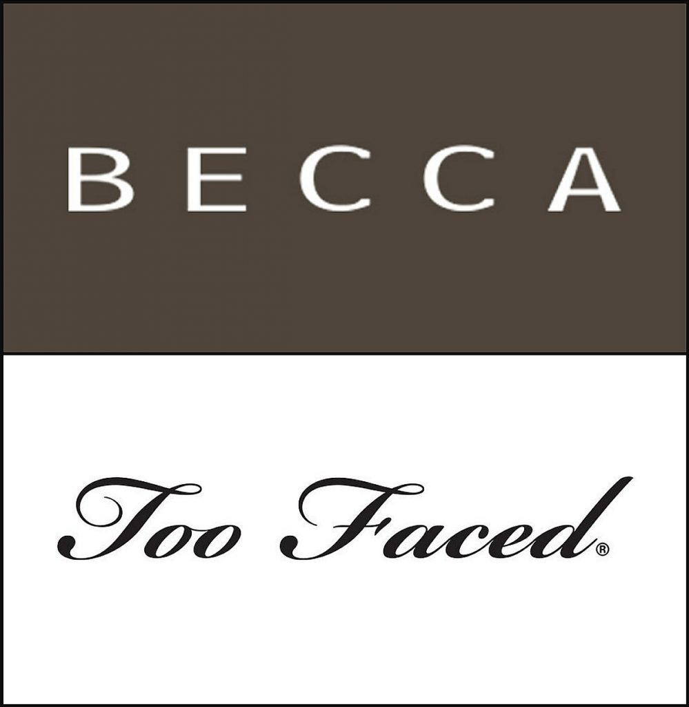 BECCA and Too Faced Cosmetics available at Douglas.nl