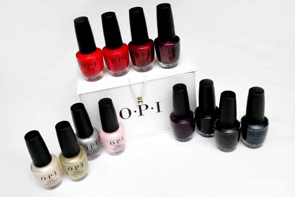 Love OPI, XOXO Collection - Holiday 2017