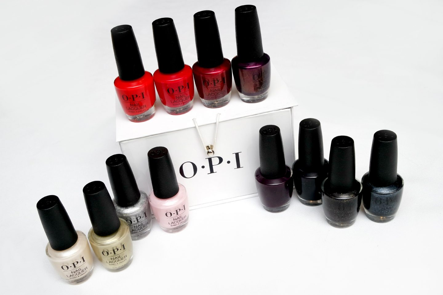 Love OPI, XOXO Collection – Holiday 2017