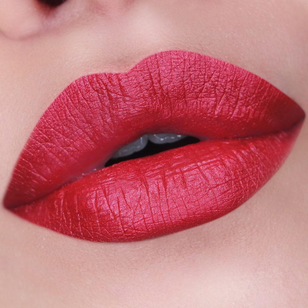 The Body Shop Metal Lip Liquid Holiday 2017 Beautynerd Matte Up Tint Face In Scarlet Steel