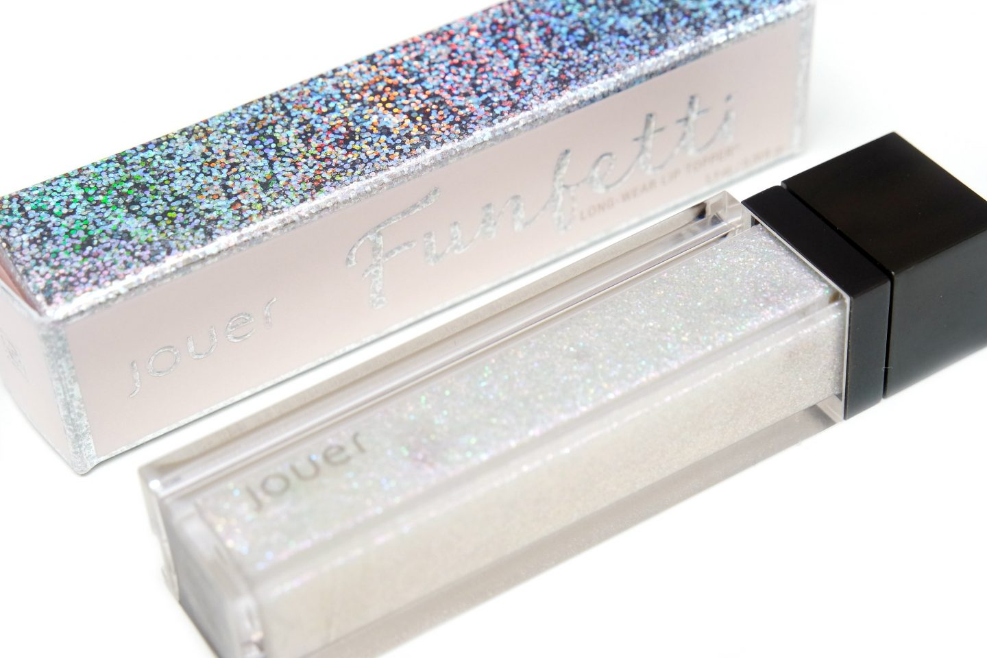 Jouer Funfetti Long-Wear Lip Topper Review