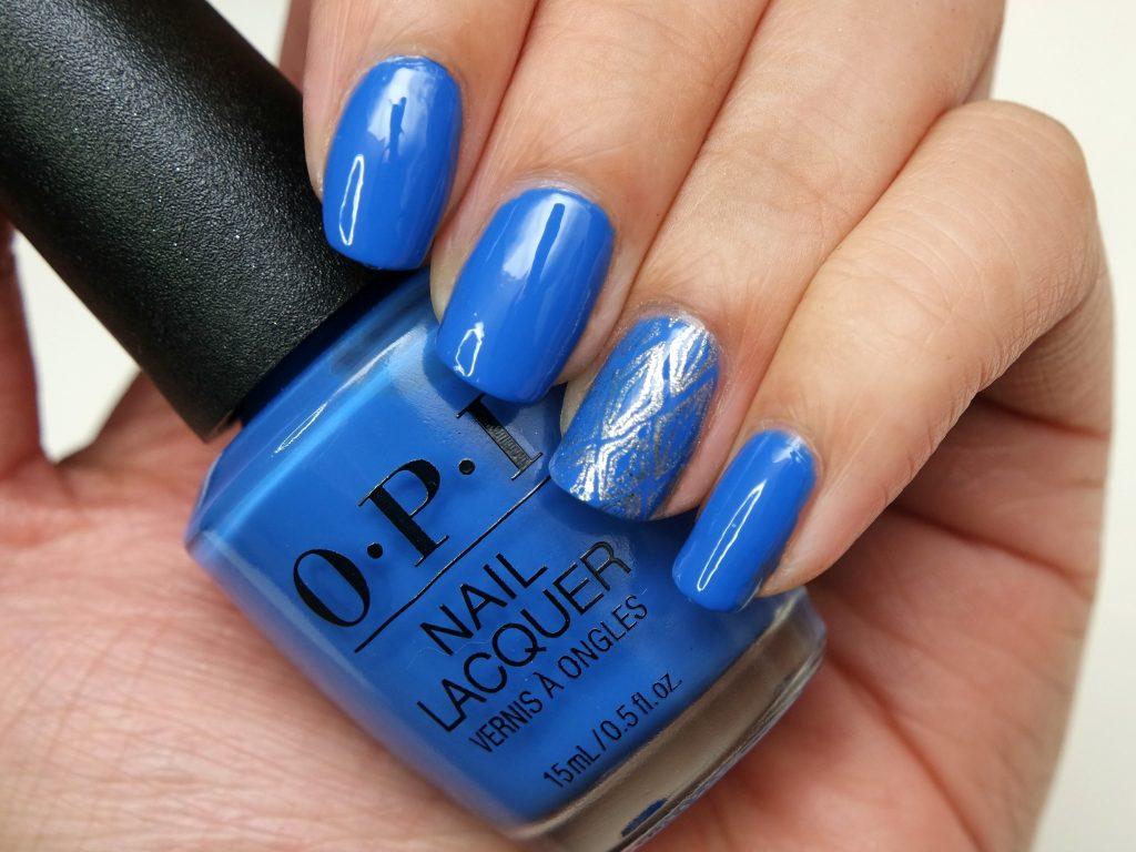 Cobalt Blue Nail Polish Opi- HireAbility