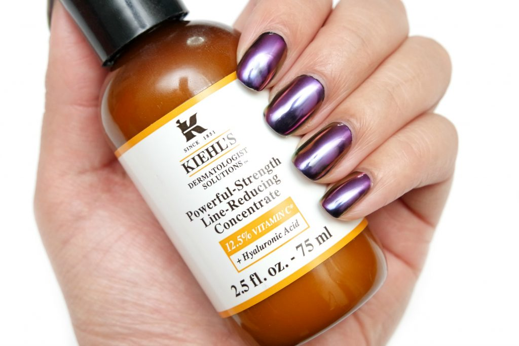 Kiehl\'s Powerful Strength Line Reducing Concentrate Review - The ...