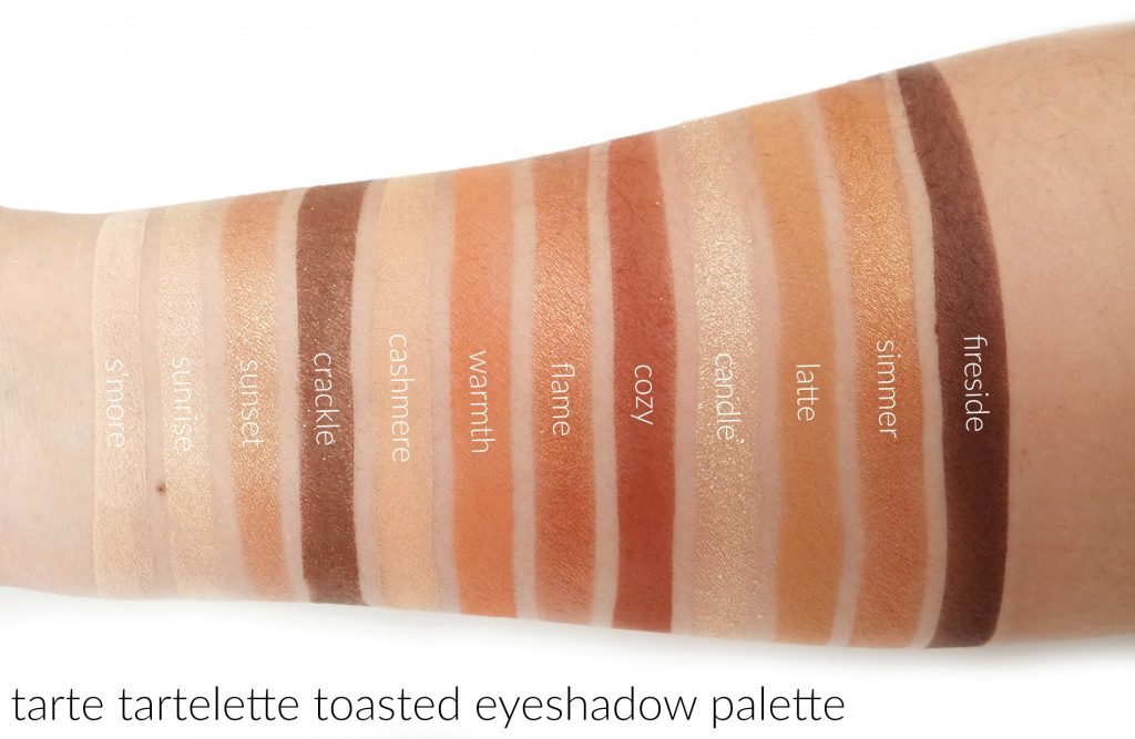 Tarte Tartelette Toasted Eyeshadow Palette Review - The Beautynerd