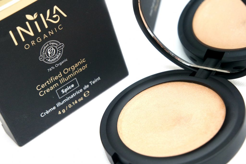 INIKA Cream Illuminisor in Spice Review