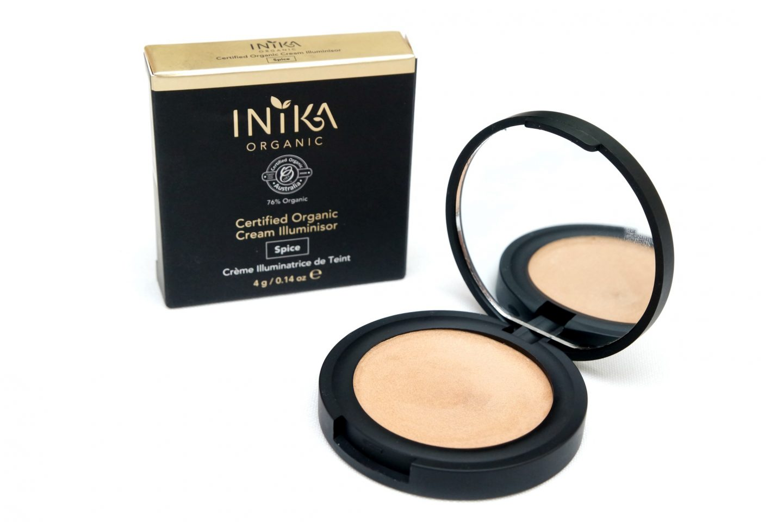 INIKA Cream Illuminisor in Spice Review