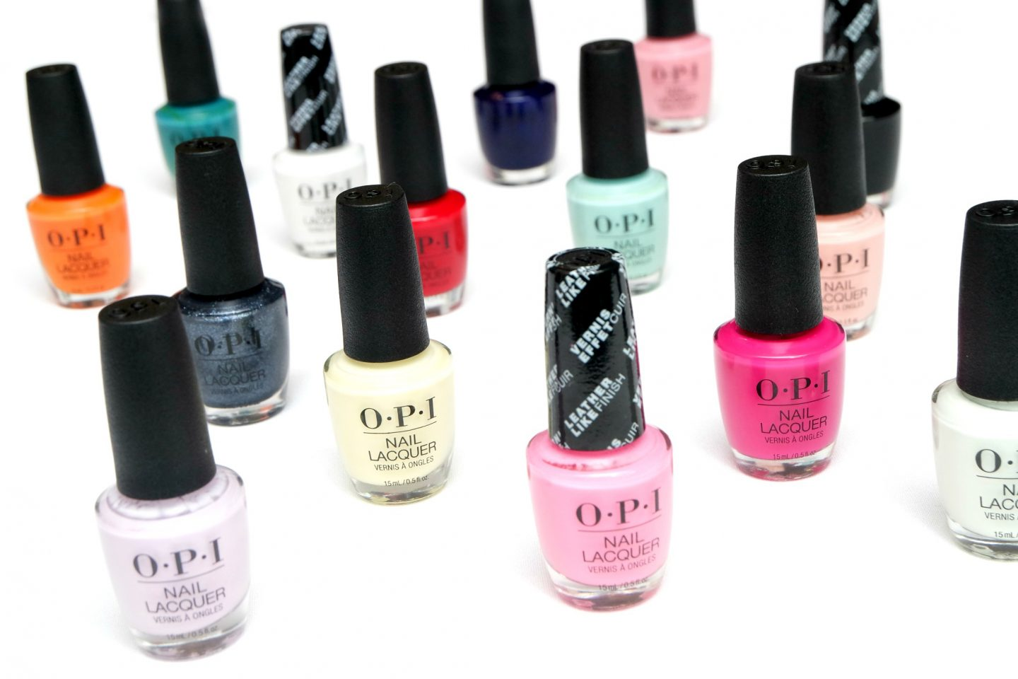 OPI Grease Collection – Summer 2018 Review