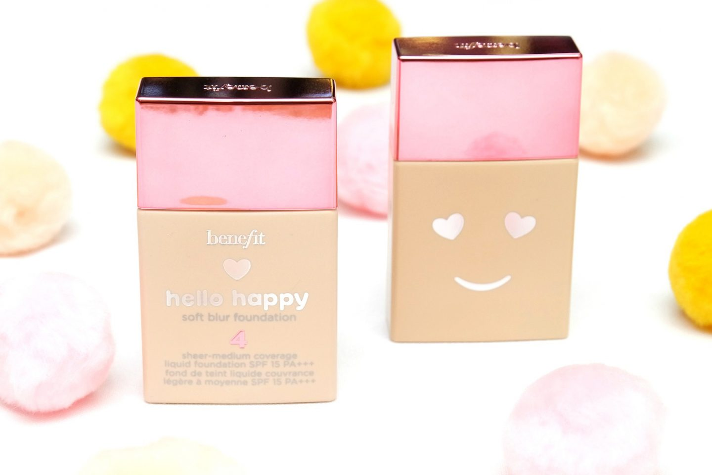 Benefit Hello Happy Soft Blur Foundation Review