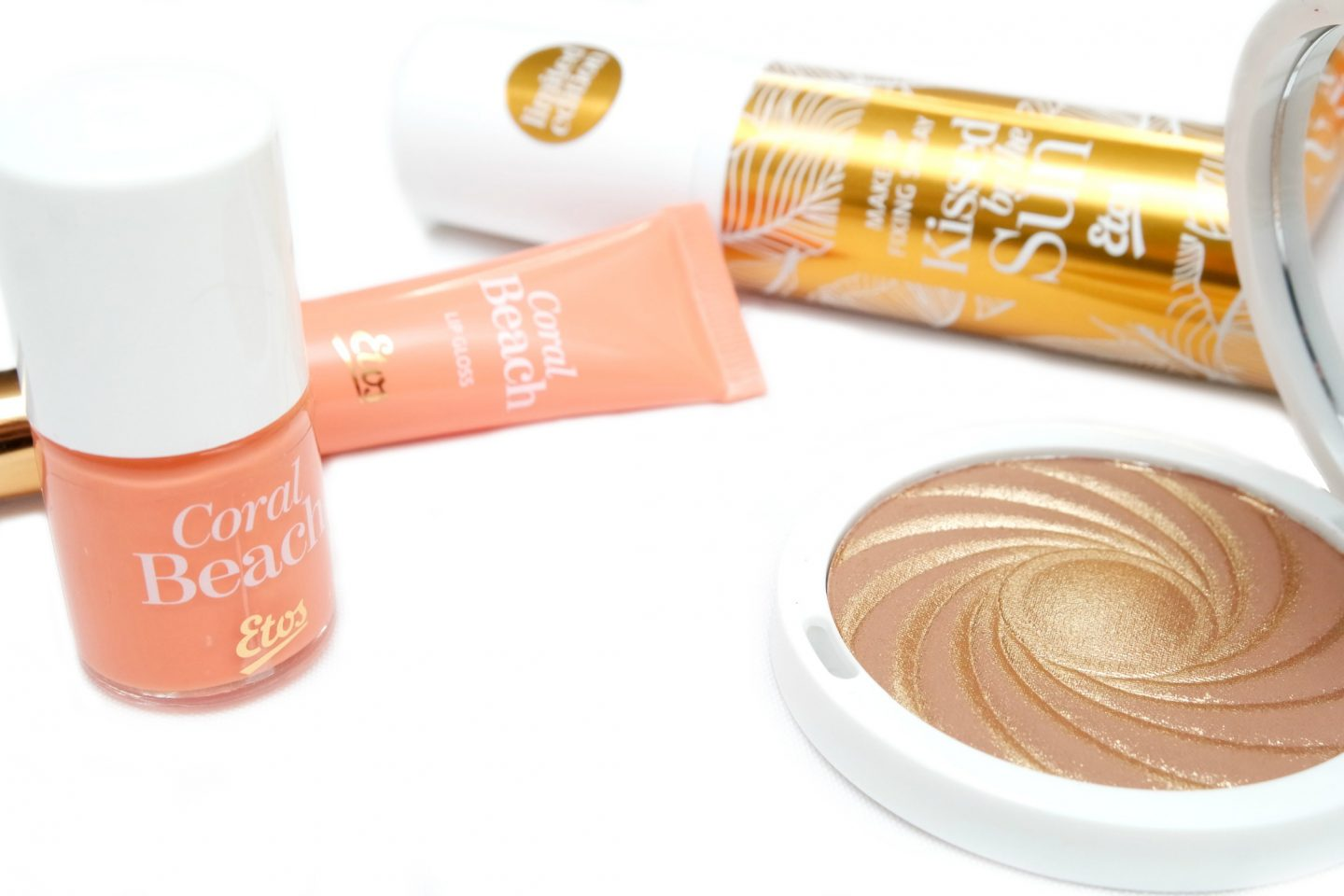 Etos Sunkissed Collection for Summer 2018 Review