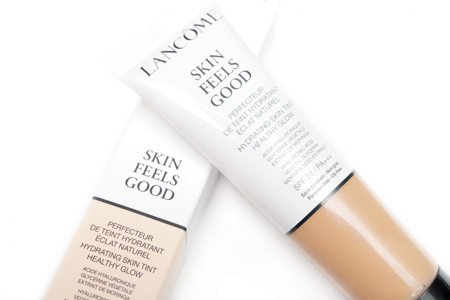 Lancôme Skin Feels Good Hydrating Skin Tint Review
