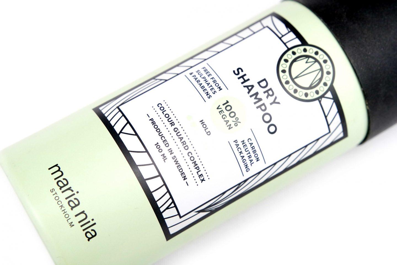 Maria Nila Dry Shampoo Review