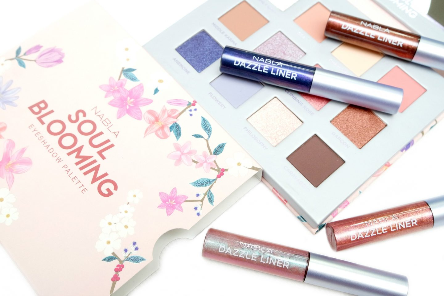 NABLA Soul Blooming Collection Review