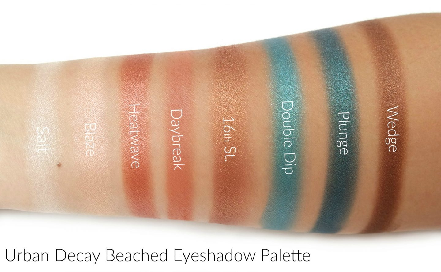 Beached Eyeshadow Palette by Urban Decay #18
