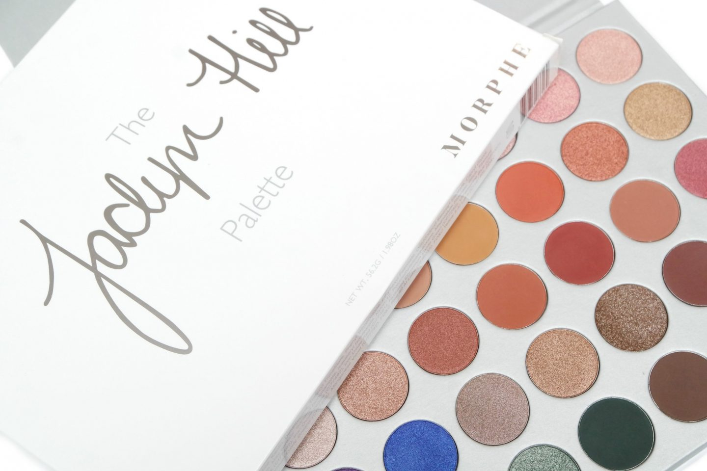 Morphe The Jaclyn Hill Palette Review