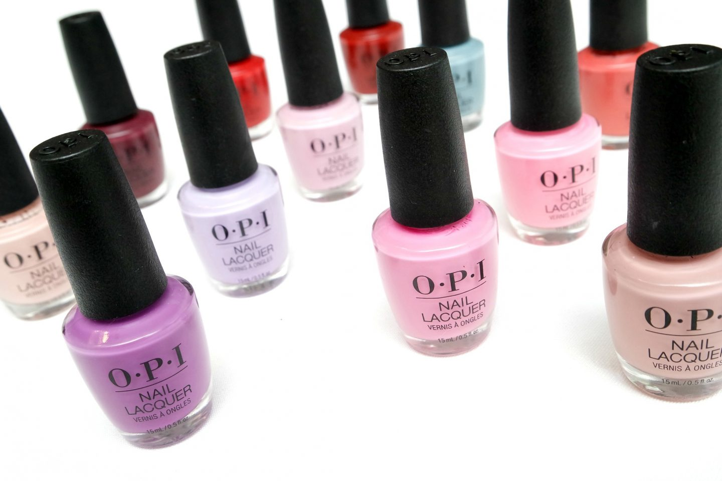 OPI Peru Collection 2018 Review