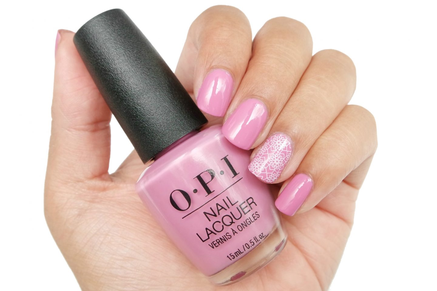 OPI Suzi Will Quechua Later! Swatch