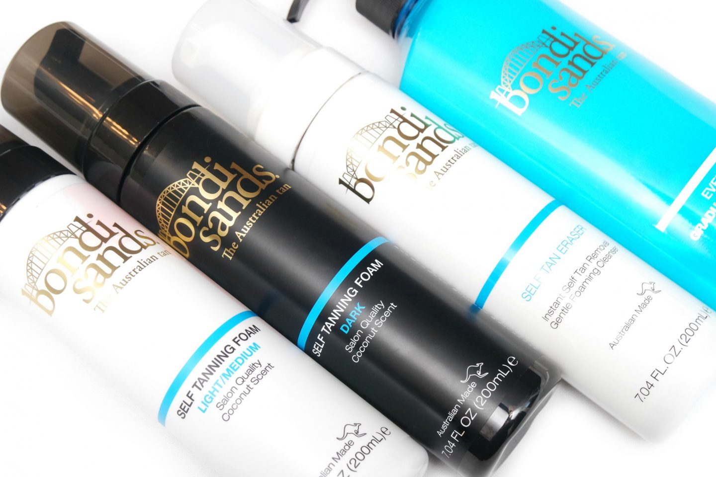 Bondi Sands Self Tanning Products