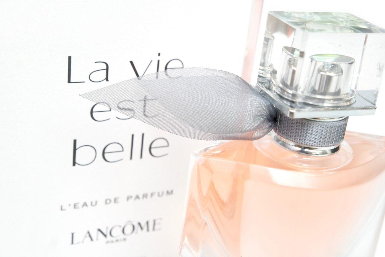 Lancôme La vie est belle L'Eau de Parfum Review