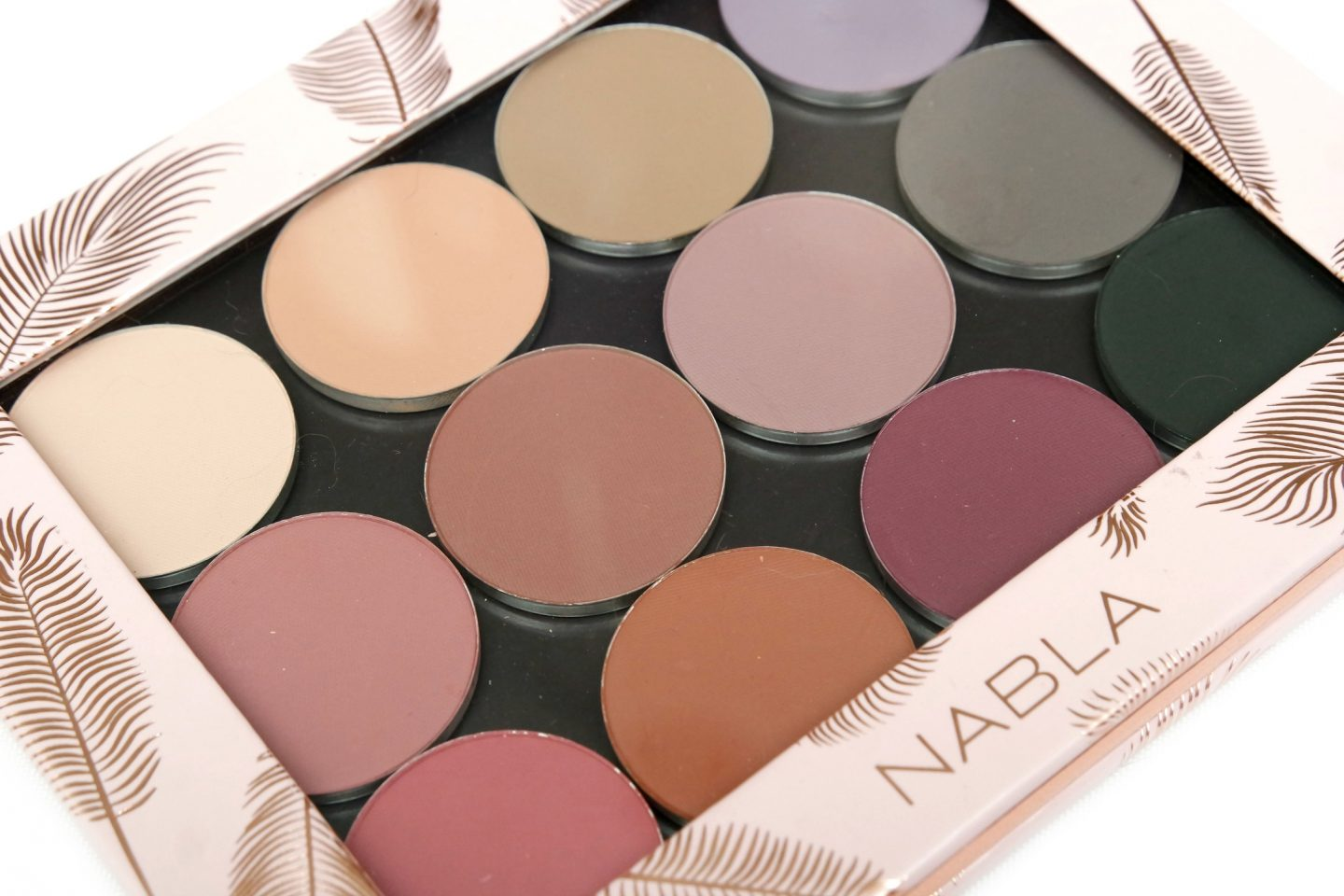 NABLA The Matte Collection Review