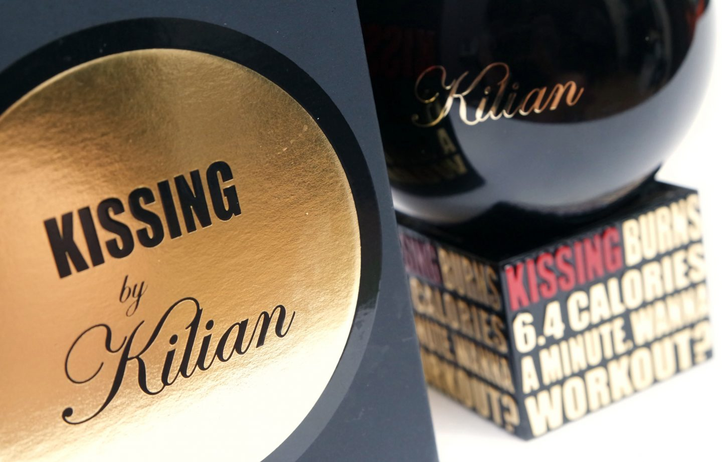 My Kind of Love Fragrance Collection – Kissing by Kilian Eau de Parfum Review