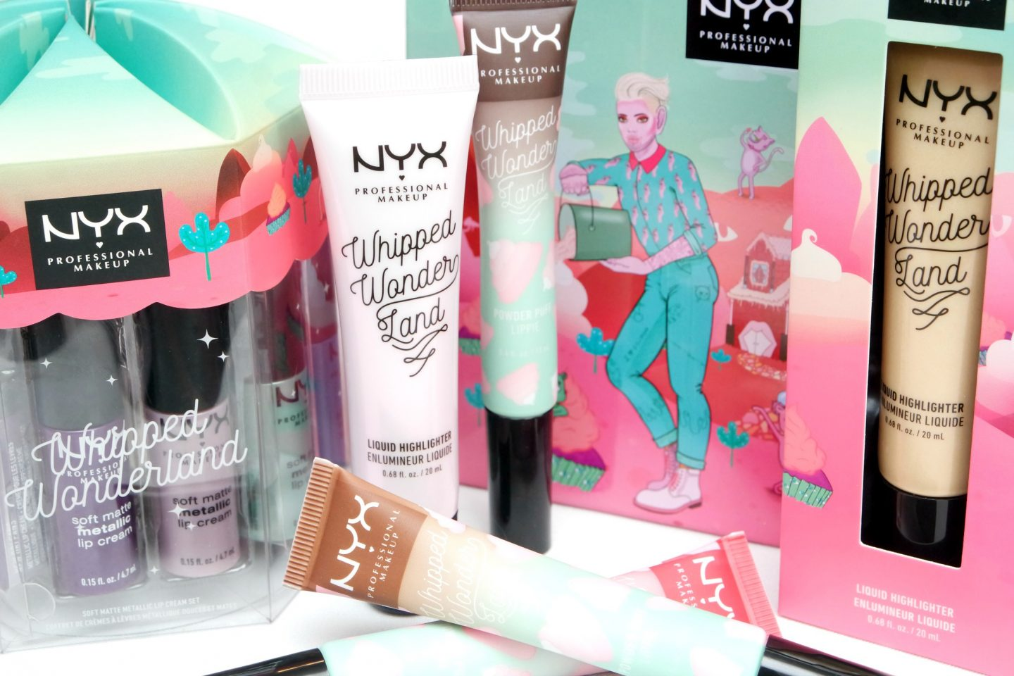 NYX Professional Makeup Whipped Wonderland Review
