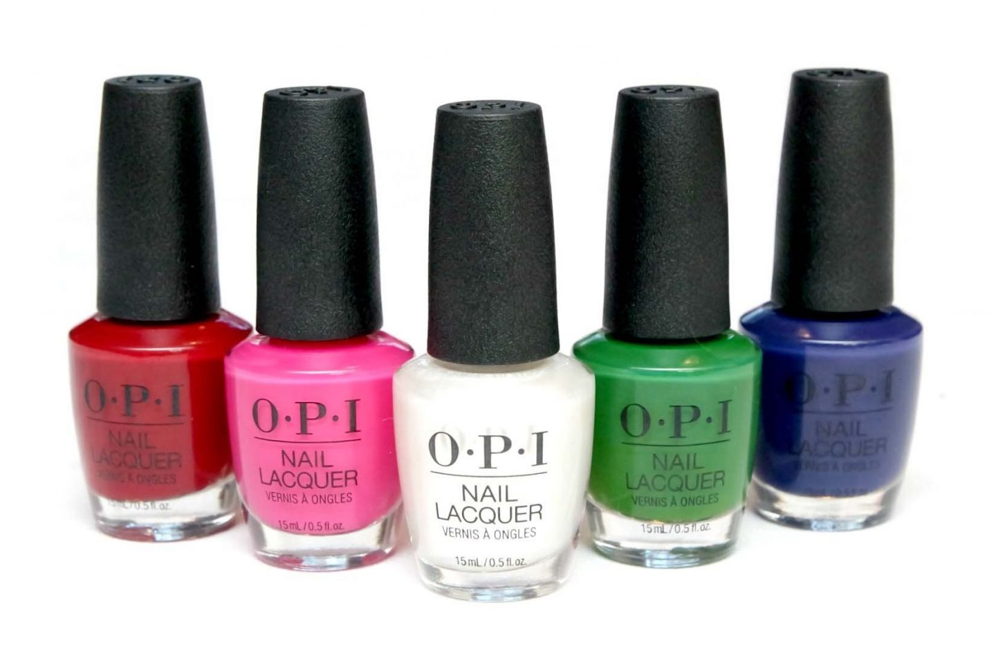 OPI Holiday 2018 Collection
