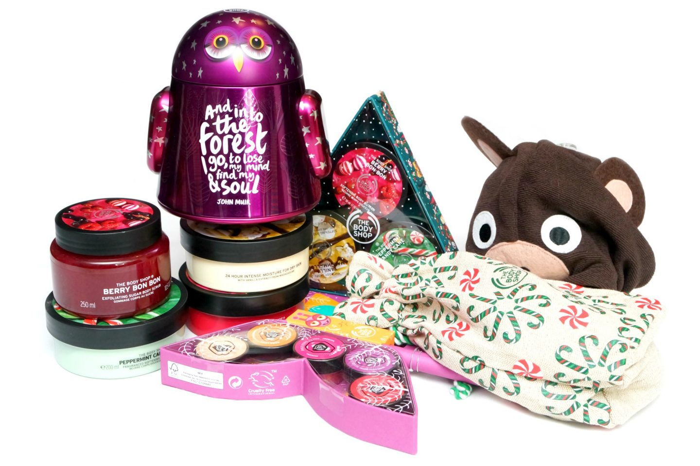 The Body Shop Holiday 2018 Gift Guide