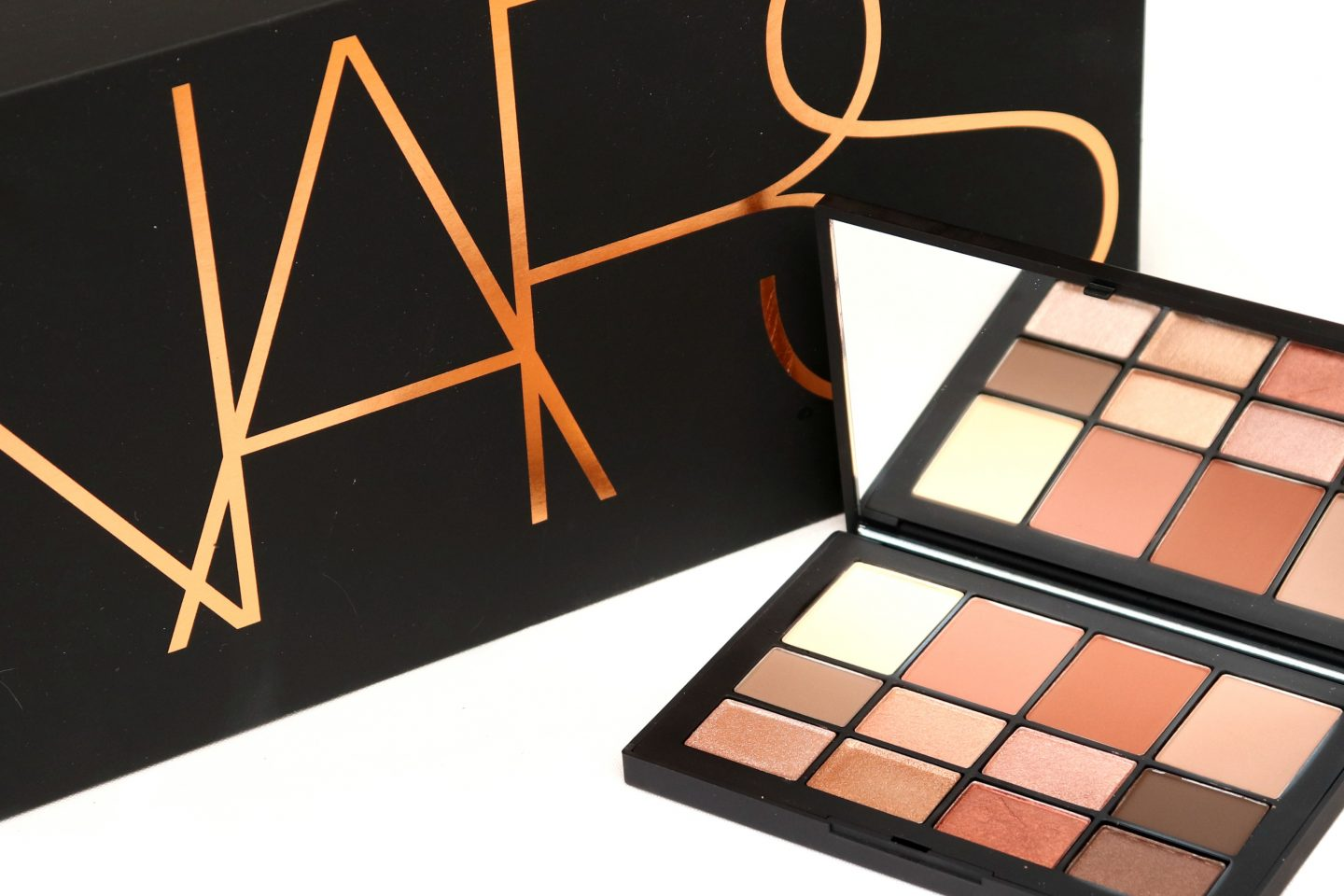 NARS Skin Deep Eye Palette Review