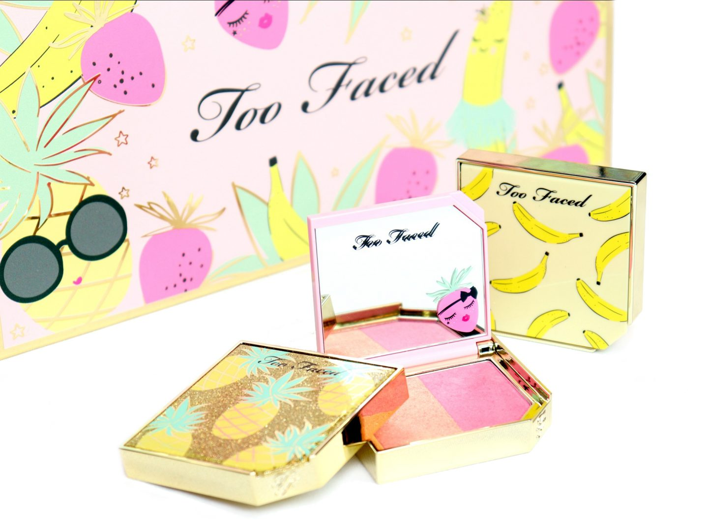 Too Faced Tutti Frutti Collection Review