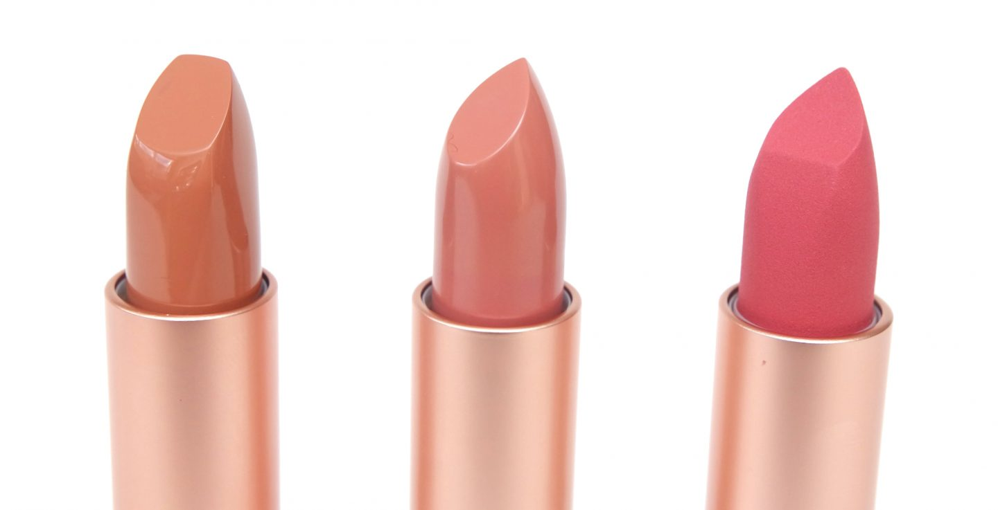 NABLA The Matte Lip Collection Review