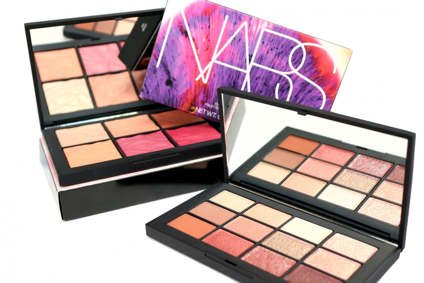 NARS Spring 2019 Palettes Review